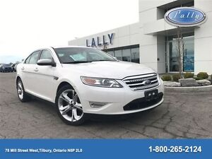 2012 Ford Taurus SHO, Moonroof, Navigation, One Owner!!!