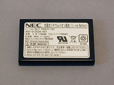 Battery For The Nec Dtl-12bt-1 Cordless Phone 680008 Stock 690063 New