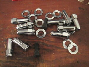 Weld Wheel Nuts and washers Kitchener / Waterloo Kitchener Area image 1