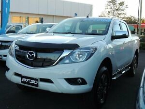 2016 Mazda BT-50 MY16 XTR (4x4) White 6 Speed Automatic Dual Cab Utility South Nowra Nowra-Bomaderry Preview