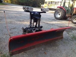 MUST SELL!! 8.5ft Western Snow Plow