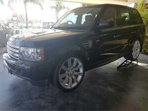2006 Land Rover Range Rover Sport L320 V8 Black Sports Automatic Wagon Lansvale Liverpool Area Preview