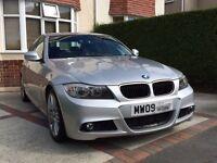 2009 BMW 3 Series 2.0 320d M Sport