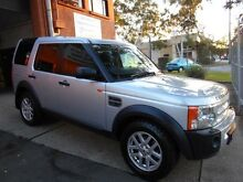 2007 Land Rover Discovery SE/MY09 DISCOVERY 3 SE Silver Automatic Wagon Taren Point Sutherland Area Preview