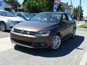2011 Volkswagen Jetta HIGHLINE! 0 DOWN $76 WEEKLY