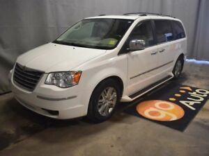 2009 Chrysler Town & Country Limited - Heated Leather, B/U Cam,