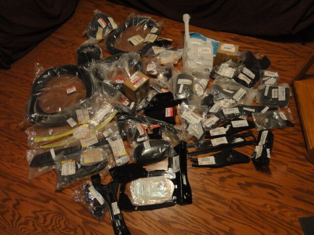 NOS OEM Genuine Parts Lot Toyota Kia Mazda Honda Mercedes BMW VW Audi Subaru