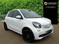 smart forfour EDITION WHITE T (white) 2016-03-21