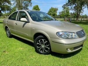 2005 Nissan Pulsar N16 MY04 ST Gold 4 Speed Automatic Sedan Tuggerah Wyong Area Preview