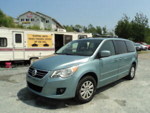 GREAT DEAL! LEATHER, VW ROUTAN, NEW MVI + NEW TIRES