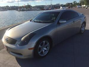 2003 Infiniti G35 Coupe $3500 as traded