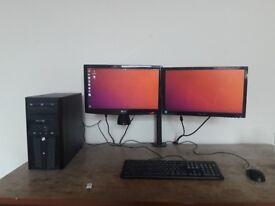 Desktop PC.