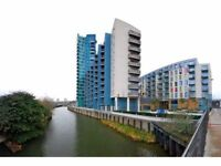Stunning spacious two bedroom two bathroom apartment in Stratford, E15