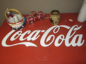 Cool Classic Coke Cooler. Great for coke Collector.