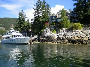 West Vancouver Waterfront Homes from $5,188,000
