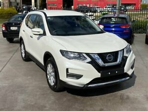 2020 Nissan X-Trail T32 Series 2 ST 7 Seat (2WD) (5Yr) White Continuous Variable Wagon Brendale Pine Rivers Area Preview