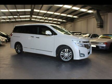 2010 Nissan Elgrand HIGHWAY STAR E52 6 SP AUTO Bayswater Knox Area Preview