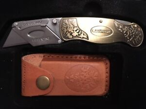 *NEW* MASTERCRAFT Collector's Utility Knife Ltd Edition