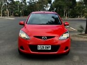 2010 Mazda 2 DE10Y1 Neo Red 5 Speed Manual Hatchback Mile End South West Torrens Area Preview