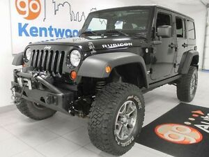 2013 Jeep Wrangler Unlimited Manual Rubicon. Ready for adventure
