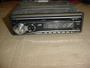 JVC AfterMarket Car Stereo / Deck (Bluetooth Compatible)