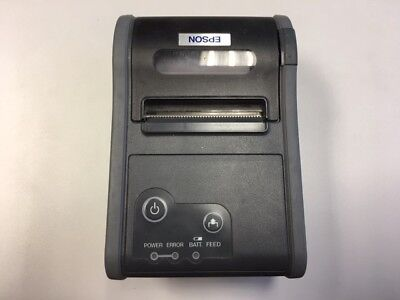 Epson TM-P60 Mobile Thermal Printer - M196A Mobilink Printer - Wireless (Epson Mobilink Mobile Printer)