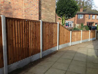 EK FENCING LTD, ALL FENCING, GROUNDWORK , & BRICKWORK UNDERTAKEN