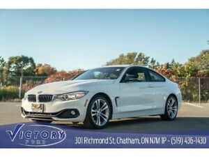 2014 BMW 4 Series 428i xDrive, Leather, Navigation, Moon Roof, A
