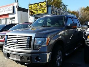 2012 Ford F-150 XLT-ECOBOOST
