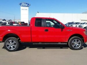 2014 Ford F-150 STX 4x4 SuperCab 6.5 ft. box 145 in. WB