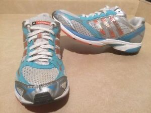 Women's Adidas adiZero Running Shoes Size 9.5 London Ontario image 1
