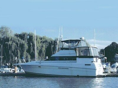 1995 silverton 41MY yacht for sale