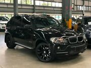 2009 BMW X5 E70 xDrive30d Wagon 5dr Steptronic 6sp 4x4 3.0DT [MY10] Black Sports Automatic Wagon Port Melbourne Port Phillip Preview