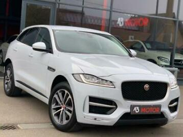 jaguar f-pace 2.0 d r-sport auto. led navi camera full ...