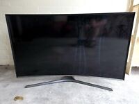 """Samsung UE48J6300 Series 6 48"""" Inch Curved TV Smart Full HD LED SPARES OR REPAIRS PARTS"""