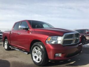 2012 DODGE RAM 1500 LARAMIE LIMITED, NAVIGATION Laramie Limited