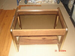 Glass  Top Coffee/End/Bedroom Table