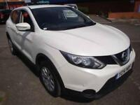 14 NISSAN QASHQAI DCI VISIA SMART VISION TAX EXEMPT