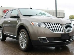 2012 Lincoln MKX AWD, HEATED FRONT / REAR SEATS, HEATED WHEEL, C