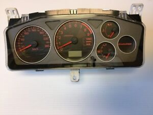 JDM MITSUBISHI LANCER EVOLUTION 8-9 GAUGE CLUSTER 260KM/H CT9A