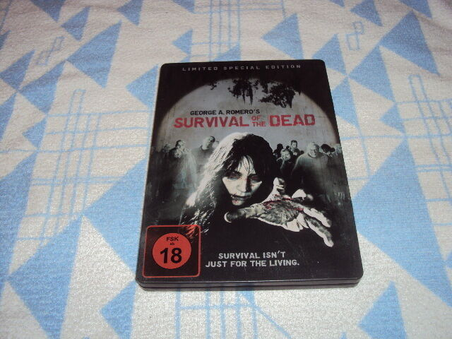 Survival of the Dead (Steelbook) [Special Edition]  DVD  Richard Fitzpatrick