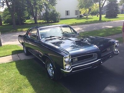 Pontiac GTO, 1966,455/425, 3 deuces