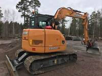 Excavation bulldozing trucking services.