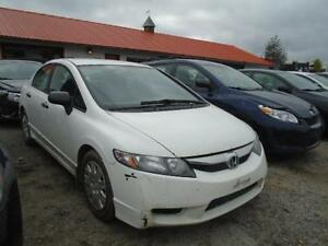 2011 Honda Civic - Certified and E-tested