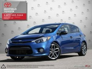 2015 Kia Forte 5-Door SX GDI LUXURY LEATHER 6 SPD MAN