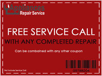 Appliance repair Service, Same Day Service, BEAT ANY PRICE