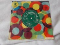 Travellin' Light / Dynamite – Cliff Richard & The Shadows Columbia 45 DB 4351 1959