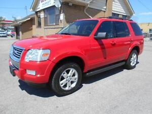 2009 FORD Explorer XLT 4.0L 4X4 Automatic Certified & E-Tested