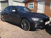 2014 64 BMW 3 SERIES 2.0 325D M SPORT 4D 215 BHP DIESEL