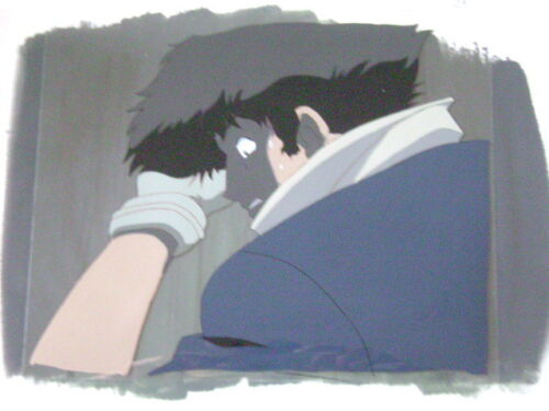 COWBOY BEBOP SPIKE ANIME PRODUCTION CEL 16